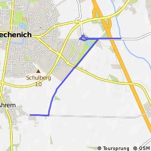 Knotennetz NRW Erftstadt (61) - Erftstadt (63)