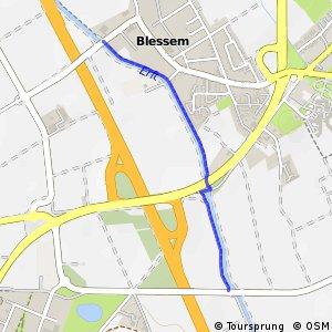 Knotennetz NRW Erftstadt (63) - Erftstadt (64)