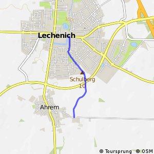 Knotennetz NRW Erftstadt (60) - Erftstadt (61)