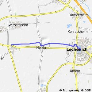 Knotennetz NRW Noervenich (52) - Erftstadt (60)