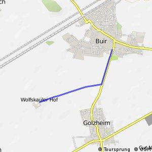 Knotennetz NRW Kerpen (49) - Merzenich (91)