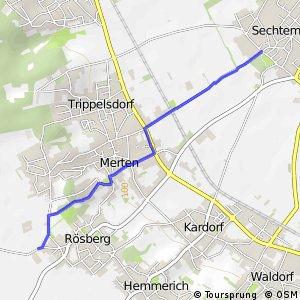 Knotennetz NRW Bornheim (02) - Bornheim (68)