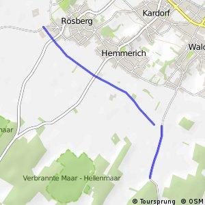 Knotennetz NRW Bornheim (10) - Bornheim (68)