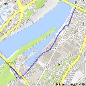 Knotennetz NRW Koeln (36) - Koeln (97)