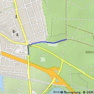 Knotennetz NRW Koeln (17) - Koeln (18)