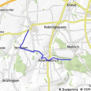 RSW (34) Anröchte-Altengeseke - (35) Anröchte-Mellrich