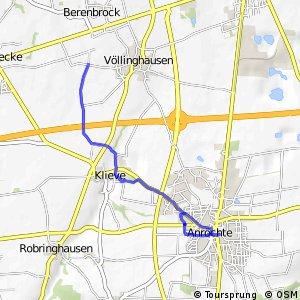 RSW (30) Anröchte - (31) Erwitte-Völlinghausen