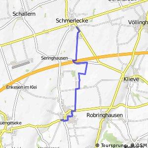 RSW (33) Erwitte-Schmerlecke - (34) Anröchte-Altengeseke