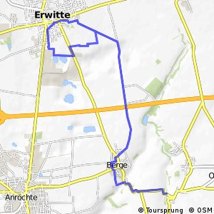 RSW (29) Rüthen-Hoinkhausen - (32) Erwitte