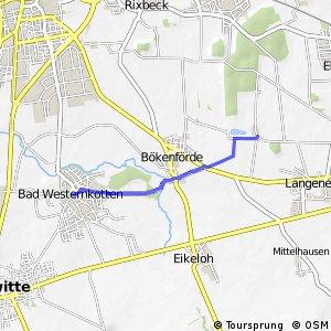 RSW (20) Erwitte–Bad Westernkotten - (24) Geseke-Ermsinghausen