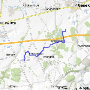 RSW (28) Geseke - (29) Rüthen-Hoinkhausen