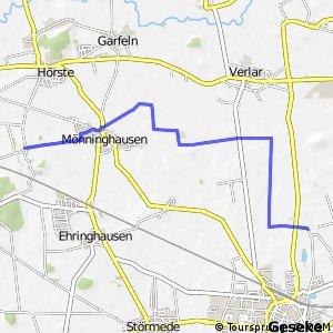 RSW (23) Lippstadt-Hörste-Öchtringhausen - (25) Geseke