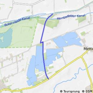 RSW (21) Delbrück-Am Freien Stuhl - (22) Lippstadt-Alberssee