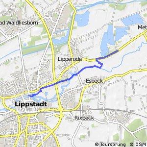 RSW (19) Lippstadt - (22) Lippstadt-Alberssee