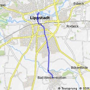 RSW (SO-19) Lippstadt - (SO-20) Erwitte–Bad Westernkotten
