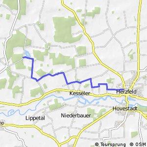 RSW (06) Lippetal-Lippborg - (09) Lippetal-Herzfeld