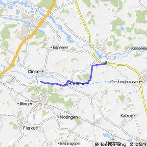 RSW (05) Welver-Dorfwelver - (07) Lippetal-Hultrop