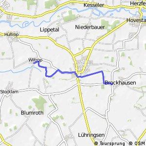 RSW (08) Lippetal-Wiltrop - (11) Lippetal-Brockhausen