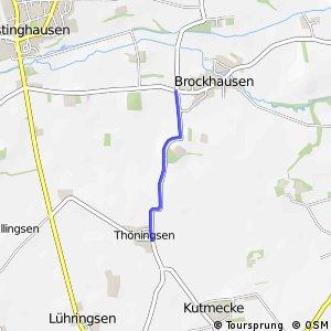 RSW (11) Lippetal-Brockhausen - (92) Soest-Thöningsen