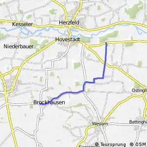 RSW (11) Lippetal-Brockhausen - (12) Lippetal-Schoneberg