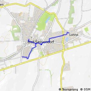 RSW (40) Bad Sassendorf-Lohne - (93) Bad Sassendorf