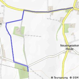 RSW (41) Bad Sassendorf-Neuengeseke - (42) Bad Sassendorf-Beusingsen