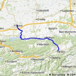 RSW (42) Bad Sassendorf-Beusingsen - (97) Bad Sassendorf-Elfsen
