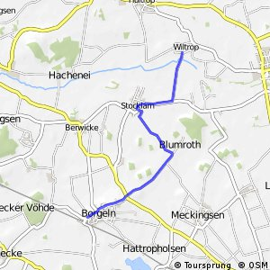 RSW (08) Lippetal-Wiltrop - (51) Welver-Borgeln