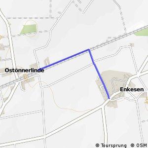 RSW (SO-87) Soest–Ostönner Linde - (SO-89) Soest-Enkesen im Bruch