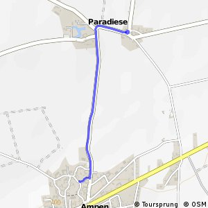 RSW (88) Soest–Paradiese - (90) Soest-Ampen