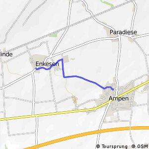 RSW (89) Soest-Enkesen im Bruch - (90) Soest-Ampen
