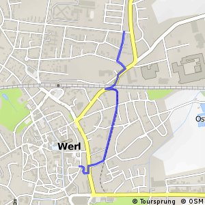 RSW (56) Werl - (57) Werl
