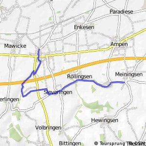 RSW (59) Soest-Ostönnen - (94) Soest-Meiningsen