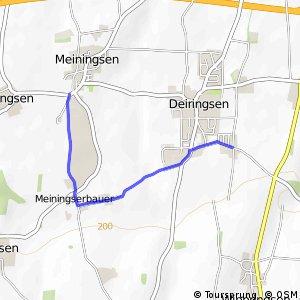 RSW (94) Soest-Meiningsen - (95) Soest-Deiringsen