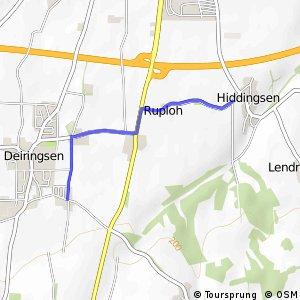 RSW (95) Soest-Deiringsen - (96) Soest-Hiddingsen