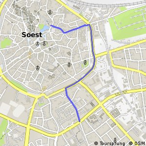 RSW (47) Soest - (48) Soest