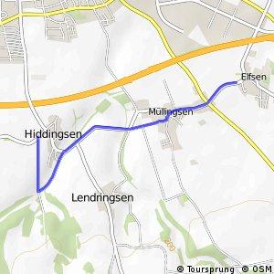 RSW (96) Soest-Hiddingsen - (97) Bad Sassendorf-Elfsen