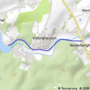 RSW (67) Warstein-Niederbergheim - (68) Möhnesee
