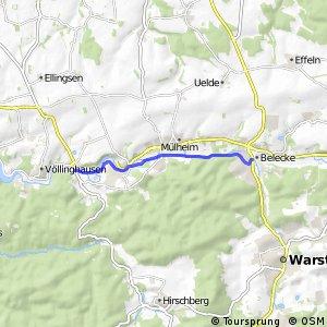 RSW (36) Warstein-Belecke - (67) Warstein-Niederbergheim