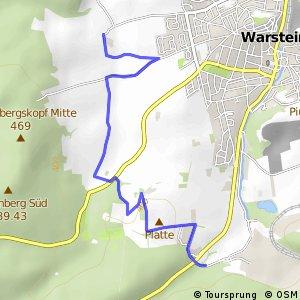 RSW (63) Warstein-Warsteiner Brauerei - (64) Warstein-Dahlborn