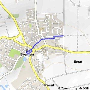 RSW (SO-78) Ense-Bremen - (SO-79) Ense-Bremen
