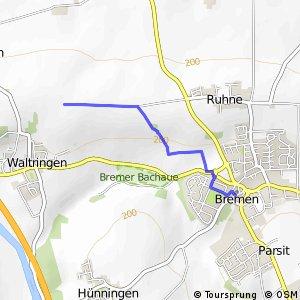 RSW (79) Ense-Bremen - (80) Ense-Waltringen