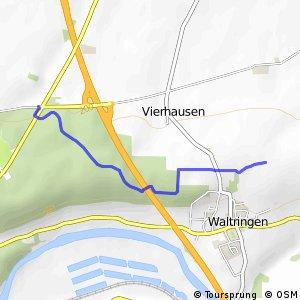 RSW (80) Ense-Waltringen - (81) Werl-Stadtwald