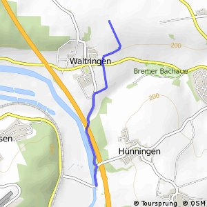 RSW (80) Ense-Waltringen - (83) Ense-Hünningen