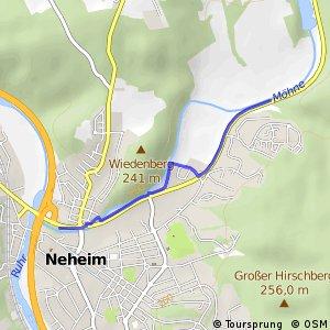 RSW (HSK-32) Arnsberg-Neheim - (HSK-76) Arnsberg-Neheim