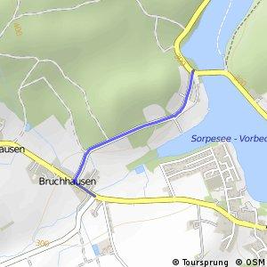 RSW (HSK-38) Sundern-Bruchhausen - (HSK-40) Sundern-Amecke