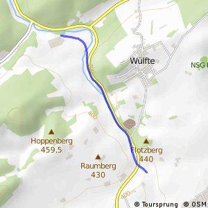 RSW (HSK-09) Brilon-Fünf Brücken - (HSK-10) Brilon-Möhnetal