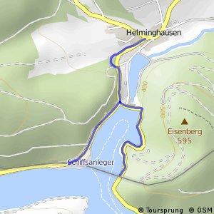 RSW (HSK-05) Marsberg-Helminghausen - (xx) Diemelsee