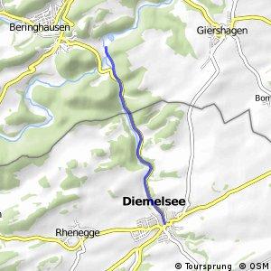RSW (HSK-04) Marsberg-Padberg - (xx) Diemelsee-Adorf
