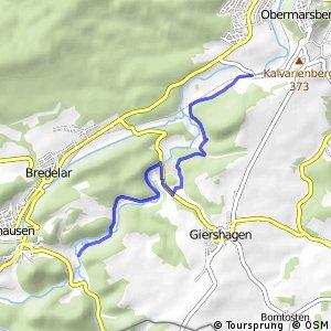 RSW (HSK-03) Marsberg-Obermarsberg - (HSK-04) Marsberg-Padberg